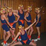 Männerballett Maingrazien 2004