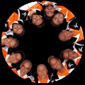 Männerballett Maingrazien Gruppenfoto 2019